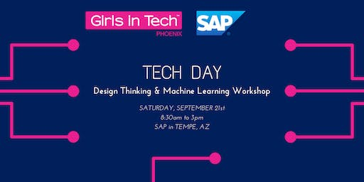 Tech Day - Design Thinking & Machine Learning Workshop