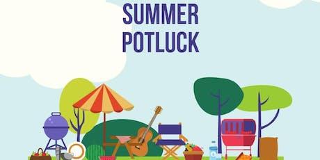 PMQA Summer Potluck tickets