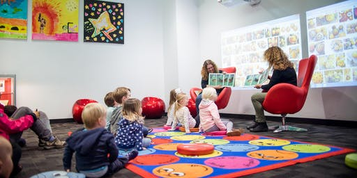 Book Week Storytime @ Ulverstone Library