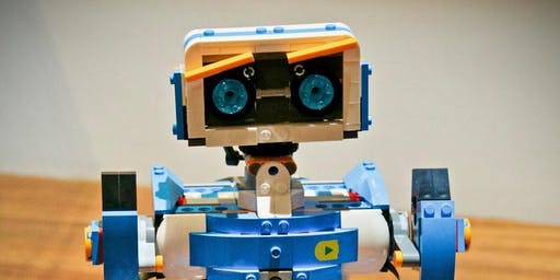 Coding Lego Robots @ Ulverstone Library