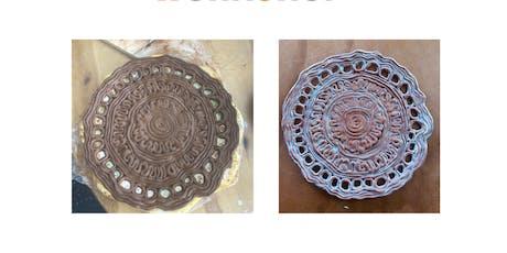 Clay Coil Mandala Workshop tickets