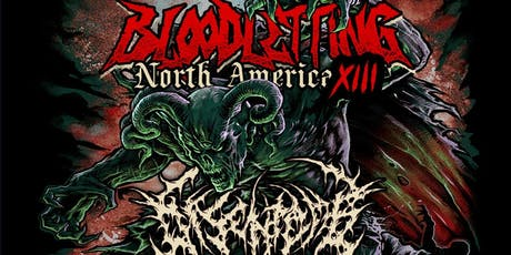 Bloodletting North American Tour tickets