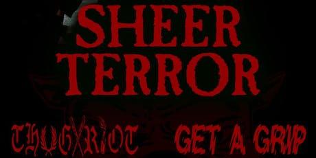 Sheer Terror tickets