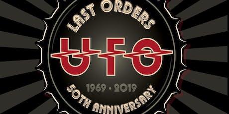 UFO tickets