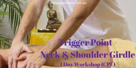 Trigger Point Therapy for Neck & Shoulder Girdle - 1 Day CPE Event (7hrs) tickets