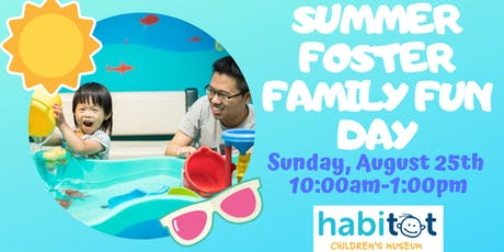 Summer Foster Family Fun Day  tickets