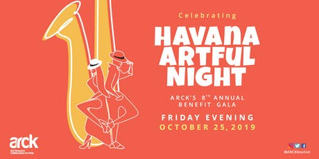 Havana Artful Night tickets