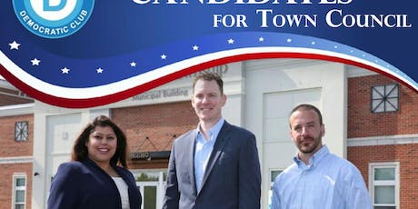 RDC Fundraiser Featuring the Town Council Candidates $30/Person tickets