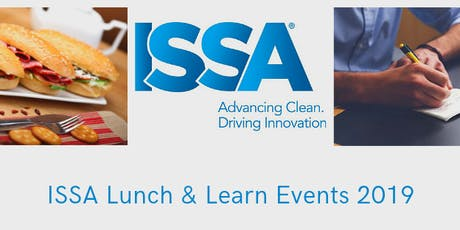 ISSA Lunch & Learn Series - MELBOURNE tickets