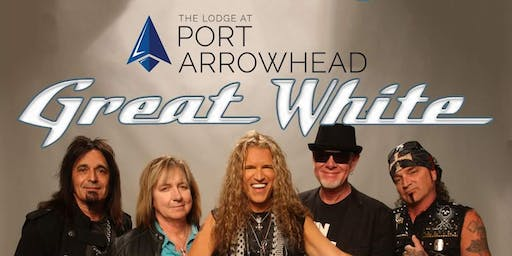 Great White w/special guests Jackson Taylor + The Sinners