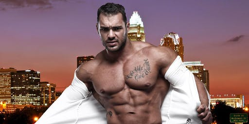 Muscle Men Male Strippers Revue & Male Strip Club Shows Fayetteville, NC  8PM-10PM