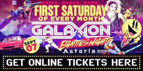 GALAXION | SEPT 7 | ONLINE TICKETS tickets