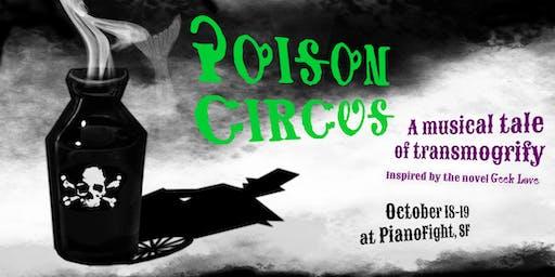 Samson Y Hiss: POISON CIRCUS