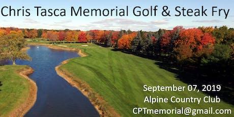 Chris Tasca Memorial Golf & Steak Fry tickets