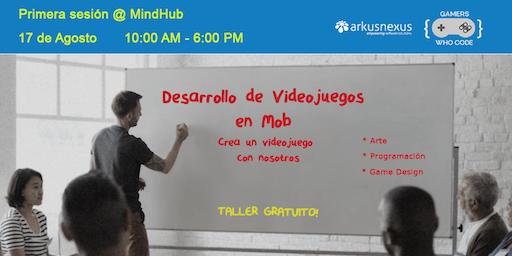 Desarrollo de Videojuegos en Mob