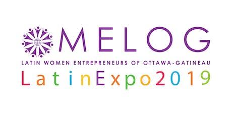 MELOG Latin Expo 2019 tickets
