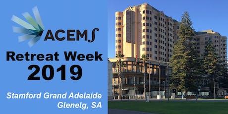 ACEMS 2019 Retreats tickets