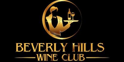 Mediterranean  Luncheon  & Greek Wine Tasting with Beverly Hills Wine Club