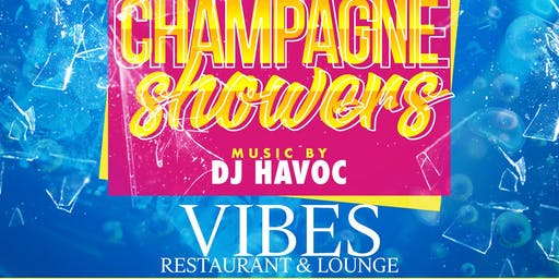 Champagne Showers * Labor Day Foam Party*  Presented by Goalden Ent