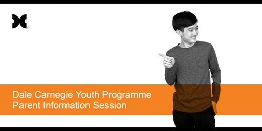 Dale Carnegie Youth Programme - Parent Review Session