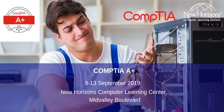 CompTIA A+ Training tickets