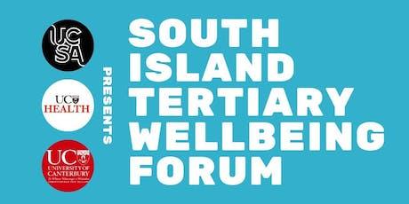 TWANZ Presents: South Island Tertiary Wellbeing Forum tickets
