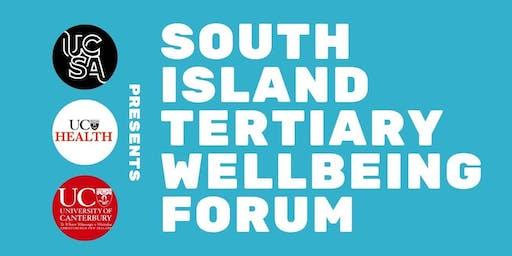 TWANZ Presents: South Island Tertiary Wellbeing Forum