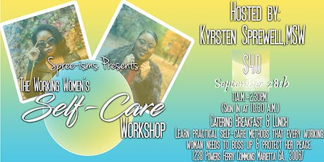 Working Women's Self-Care Workshop tickets