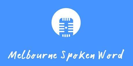 Melbourne Spoken Word presents Fresh Voices - Performance tickets