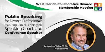 WFCD Membership Meeting w/ Daniel Pennington