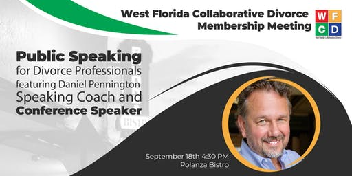 WFCD Membership Meeting w/ Daniel Pennington