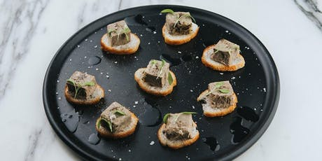 Festive Canapes - with Mason Catering tickets