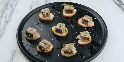 Festive Canapes - with Mason Catering