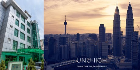Reflections and Insights from a 12-year Sojourn at UNU and UNU-IIGH tickets