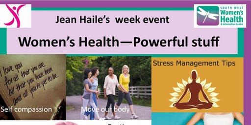 Jean Haile's Women's Health: Powerful Stuff