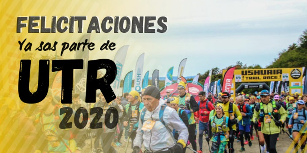 Calendario 202018.Ushuaia Trail Race 2020 Entradas Vie 6 Mar 2020 A Las 10 00