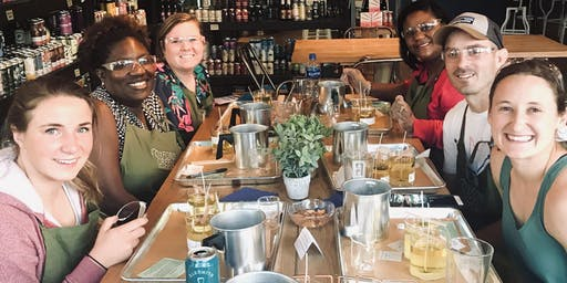 Copy of Let's Get Lit!! - Candle Making Workshop @ Brewmasters Goldsboro