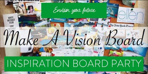 Vision Boarding. More than pitcures. It's a Plan!
