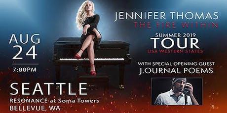 Jennifer Thomas - The Fire Within Tour (Seattle, WA) tickets
