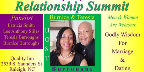 Relatable Relationship Summit tickets
