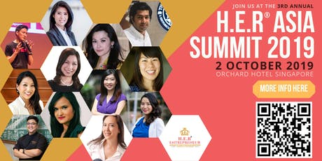 H.E.R® Asia Summit 2019 tickets