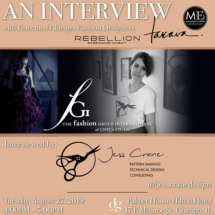 FGI Chicago x DG Expo: An Interview with Esteemed Chicago Fashion Designers image