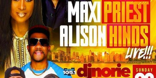 "DJ NORIE VIBES SUNDAZE at MAZI NIGHT CLUB ""ANYTHING GOES LIVE EDITION"""