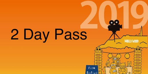 2 day pass LA and OC venues [Japan Film Festival Los Angeles 2019]