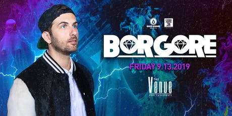 Borgore at The Venue Fort Lauderdale tickets