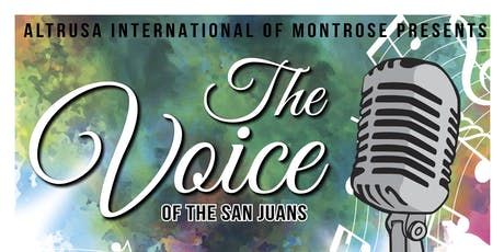 The Voice of the San Juans - The Finals tickets