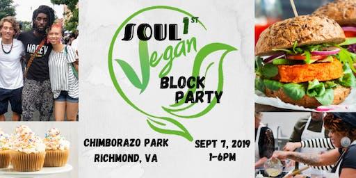 Soul Vegan Block Party