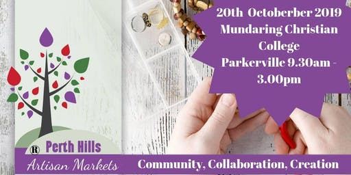 Perth Hills Artisan Markets