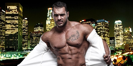 Muscle Men Male Strippers Revue & Male Strip Club Shows Oakland, CA 8PM-10PM