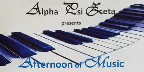 Afternoon of Music Scholarship Awards Luncheon tickets